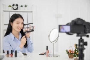 部落格行銷化妝品